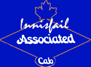 Innisfail Associated Cab